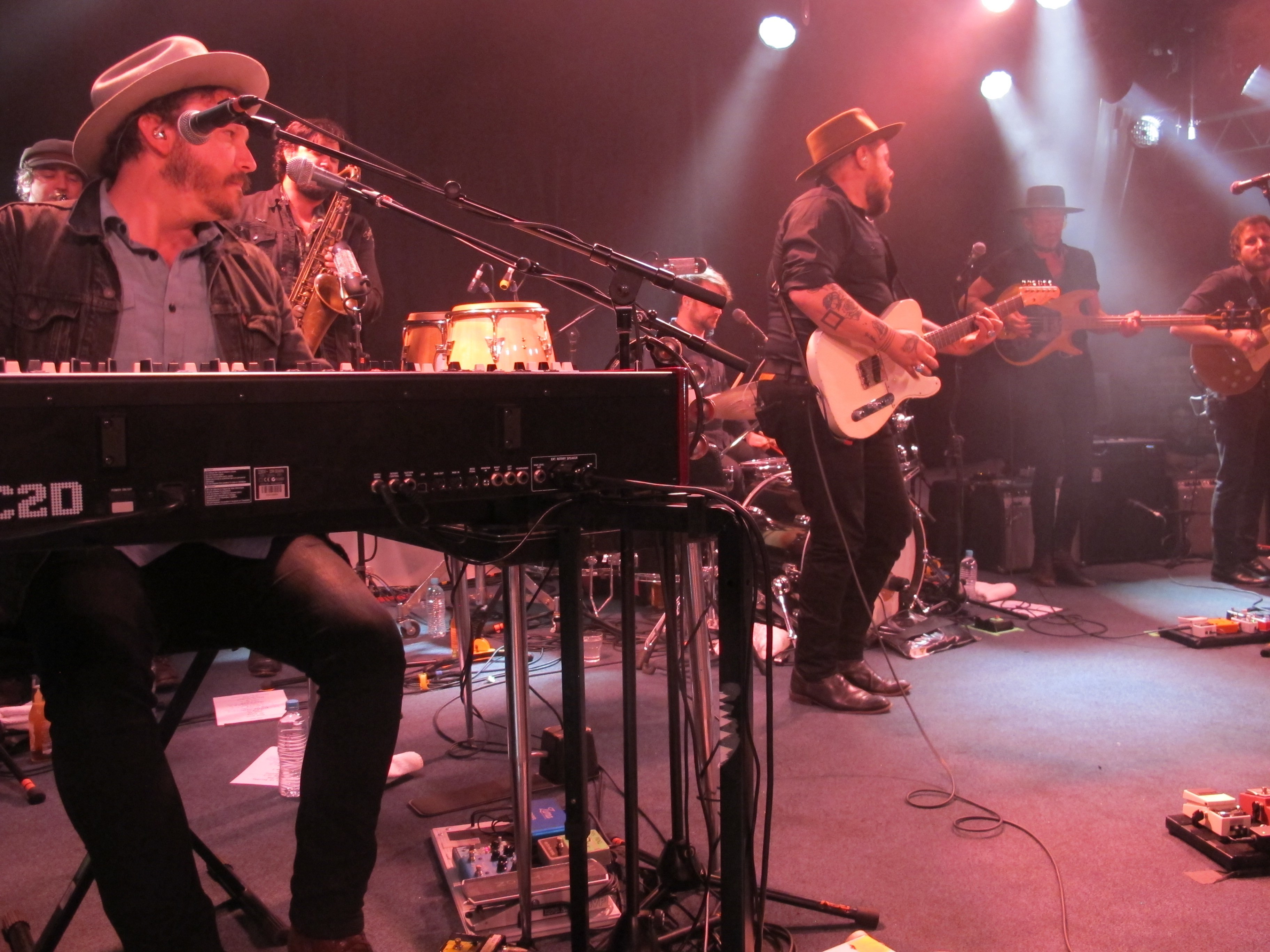 Music Review: Nathaniel Rateliff | Eventalaide